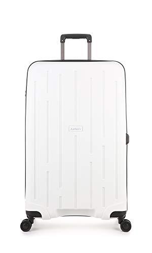 Antler Lightning Durable & Ultra Lightweight Hard Shell Suitcase Large White