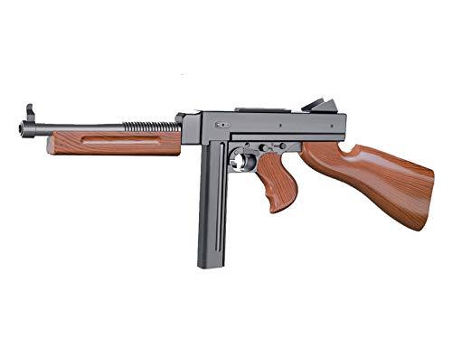 Rifle de Airsoft Rayline 8904 (presión de Resorte Manual), Material: ABS (a Prueba de Golpes), réplica en Escala 1: 1, Longitud: 80,5 cm, Peso: 1300 g (Menos de 0,5 Julios - de 14 años)