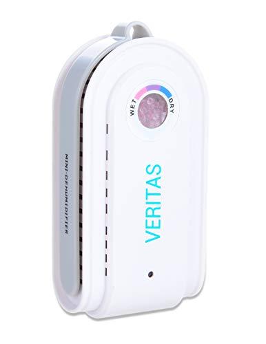 VERITAS Small Dehumidifier,Portable Home Dehumidifier,Rechargeable & Renewable Mini Dehumidifier for Closet,Cabinet Shoe Cabinet,Wardrobe