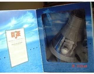 Gi Joe Mission Splash Down Space Capsule African American Version by G. I. Joe
