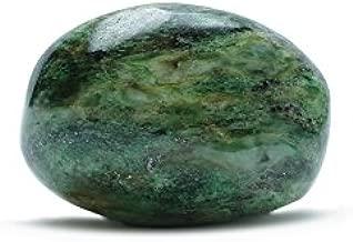 Esmeralda Mineral Piedra Natural Cristaloterapia.–Pierre roulée