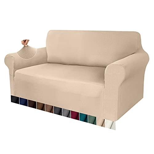 Granbest - Funda de sofá gruesa de 1 pieza, funda de sofá