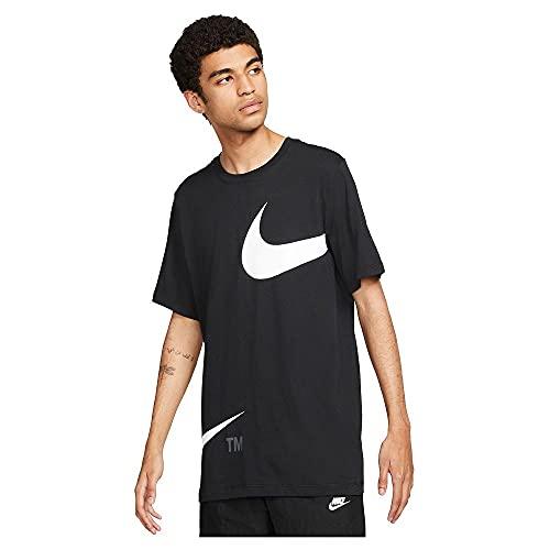 NIKE NsTee Stmt Gx Camiseta, Negro, XS para Hombre