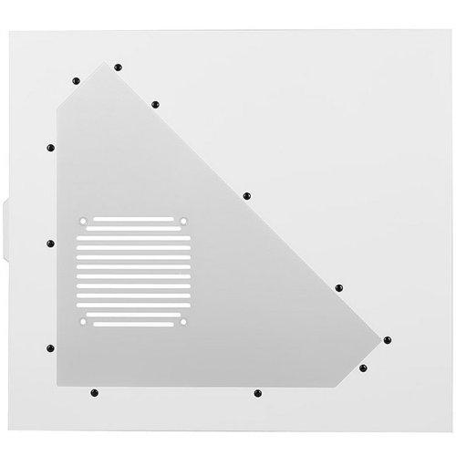 BITFENIX Shinobi Window Side Panel Midi Tower - Computer-Gehäuseteile (Midi Tower, Stahl, Weiß, 120 mm, Shinobi, 1 Stück(e))