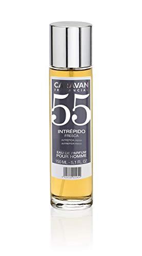 CARAVAN FRAGANCIAS nº 55 - Eau de Parfum con vaporizador para Hombre - 150 ml