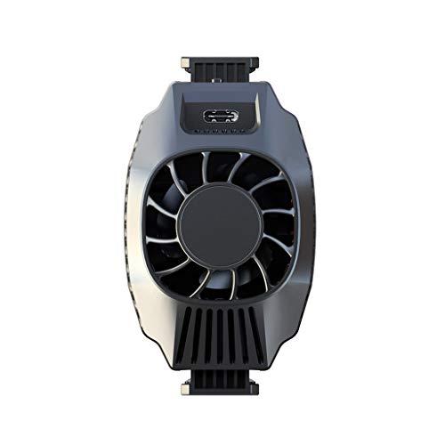SMEJS Teléfono móvil Universal Radiador portátil inalámbrico Recargable del refrigerador para el Soporte del radiador del teléfono