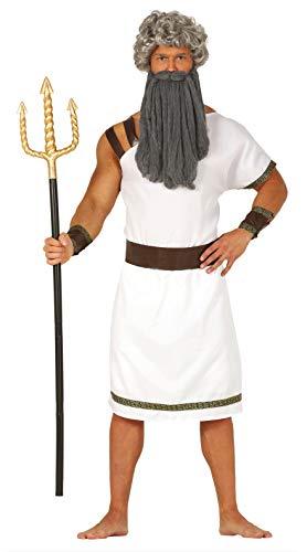 FIESTAS GUIRCA Soldado Espartano Adultos Traje Antigua Grecia