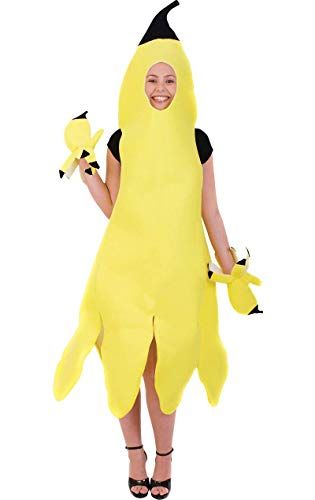 ORION COSTUMES Déguisement Banana Girl Femme Adulte