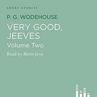 Very Good Jeeves, Volume 2 audiobook cover art