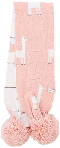Esprit Kids baby-meisjes RP9004109 KNIT SCARF sjaal, roze (Light Blush 306), One Size (fabrikantmaat: 1SIZE)