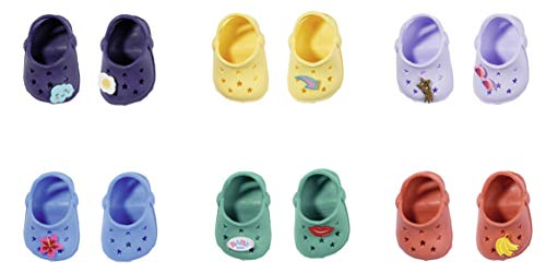 BABY born Holiday Shoes mit Pins 43cm, 6 assorted