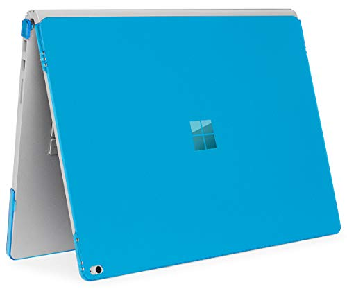 "mCover - Carcasa rígida para Microsoft Surface Book/Surface Book 2 de 13,5"" (no Compatible con Microsoft Surface Laptop de 13,5"" (Aqua Surface Book) 13.5"""