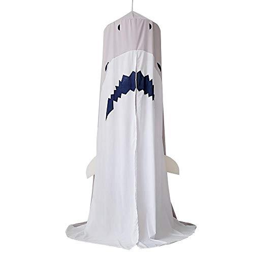 gjm Moskitonetz Spinnende Baumwolle Atmungsaktiv Einzeltür Bettüberzug Hängend Kuppel Bettnetze Zelt