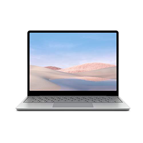 Microsoft Surface Laptop Go 12.45  i5 128 GB, 8 GB, Grigio (Platino)