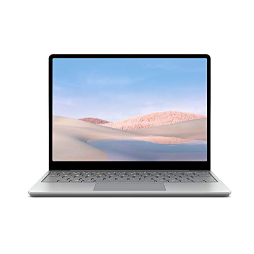 "Microsoft Surface Laptop Go 12.45"" i5 64 GB 4 GB, Platino"