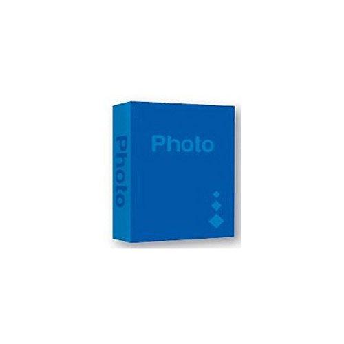 Fotoalbum, 200 foto's 13 x 19 cm, verschillende kleuren, zep blauw
