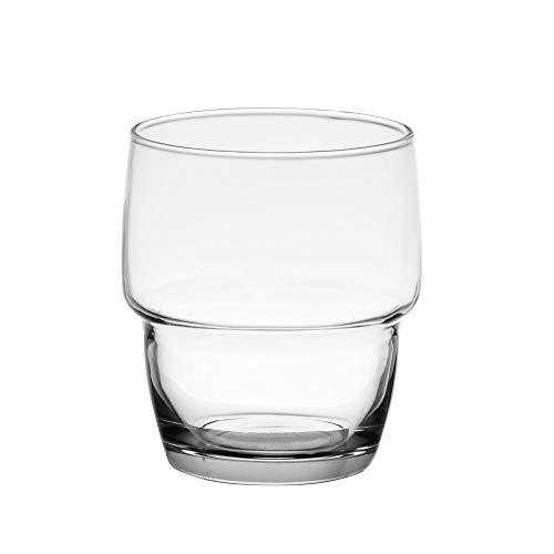 Lav - Boite 6 verres galata 28 cl empilables
