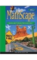 MathScape: Seeing and Thinking Mathematically, Course 3, (Glencoe Mathematics) (CREATIVE PUB: MATHSCAPE)