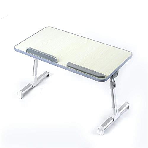 MZNEO Laptop Desk Bed Small Table Lift Folding Desk Lazy Writing Desk Desk