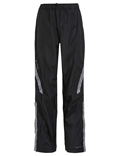 VAUDE Damen Hose Women's Luminum Pants II, black, 40, 42265