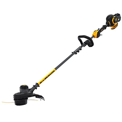 DEWALT FLEXVOLT 60V MAX String Trimmer, 15-Inch, Tool Only (DCST970B)