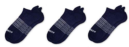 Bombas 3-Pack Men's ankle Socks Honeycomb Large…