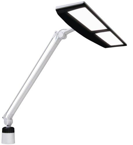 興和 【LUPINUS】 「多重影ができにくい」 大型面発光LEDアームライト ホワイト EK261-WH2の詳細を見る