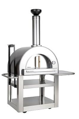 Alfa Products Forno Venetzia Fully Assembled Pizza Oven - Copper