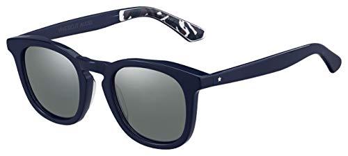 Jimmy Choo Gafas de sol Ben/S 0PJP azul/lente plateada de 96 ltgray