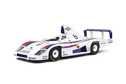 ソリド ポルシェ 936 ミニカー 1/18 PORSCHE 936 WOLLEK / BARTH / ICKX #6 ルマン 24時間 レース 1978 [並行輸入品]
