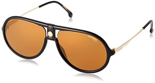 Carrera Herren 1020/S Sonnenbrille, Mehrfarbig (Black), 60