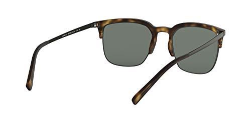 Armani sunglasses for men and women AX Armani Exchange Men's Ax4081s Round Sunglasses