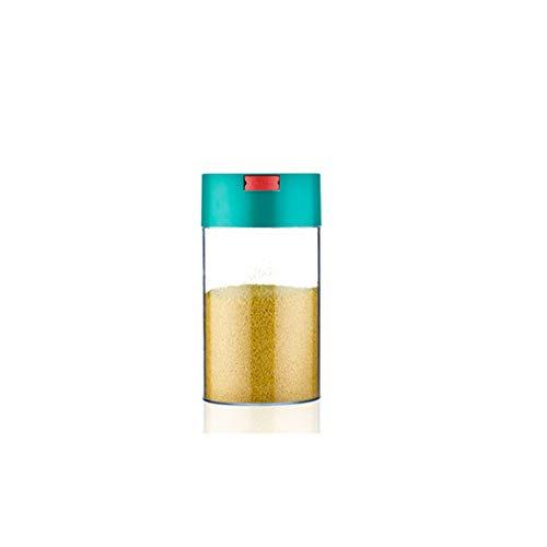 WEIFAN-Sealed jar Verschlossene Dosen Kaffeebohne Lagertanks Snack Dosen Vakuum Lagertanks Milchpulver Lagerung Flaschen / 7.5 * 15.3Cm