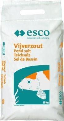 ESCO merk vijverzout 10 kg container