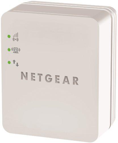 Netgear wn1000rp-100frs Repeater Universal, WLAN-n, 150Für Mobile Futterluke