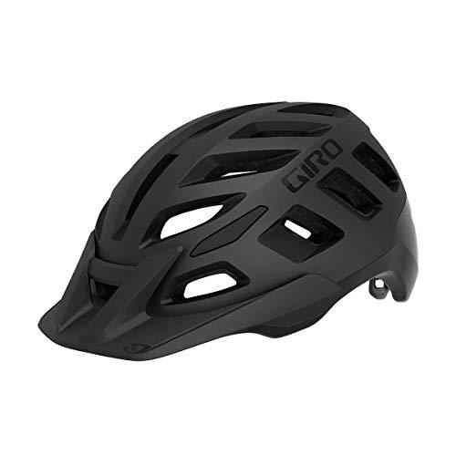 Giro Unisex– Erwachsene Radix Fahrradhelm Dirt, matte black, S | 51-55cm