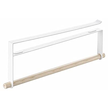YAMAZAKI home Tosca Under Shelf Paper Towel Holder