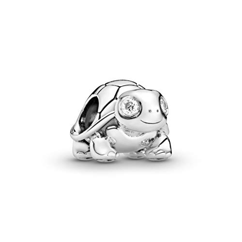 PANDORA -Bead Charms 925 Sterlingsilber zirkonia 797878CZ
