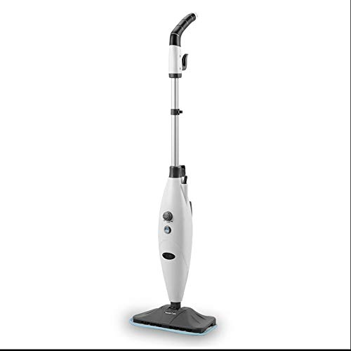 Steam Mop, High Temperature droge stoom, Afneembare Steam Cleaner, Multi Function Steamer Met 360 ° draaibare Head, schakelaar aan het stuur, 1300 W