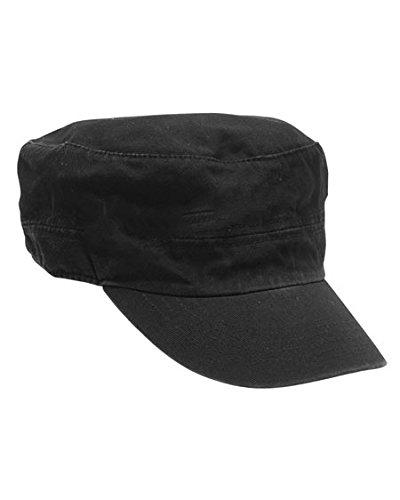 Armycap, schwarz - Army Cap