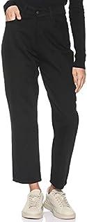 Andiamo Fashion Side-Pocket High Rise Boyfriend Jeans for Women