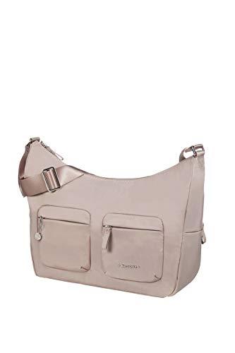 Samsonite Move 3.0 - Schultertasche M mit 2 Fronttaschen, 28 cm, Rosa (Rose)