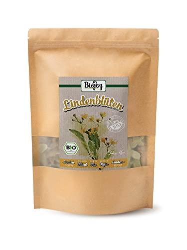 Biojoy BIO-Lindenblüten, ganze Blüten für Lindenblütentee tiliae flos (100 gr)