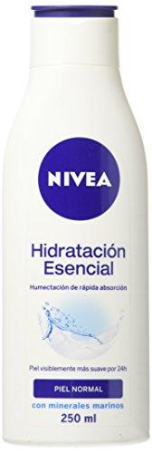 NIVEA Crema Cuerpo Fluido Hidratante Expreso Cuidado personal 250 ml