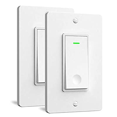 Save 40% on Aoycocr Smart Light Switches