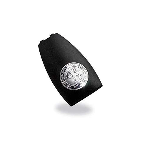 Tomsen Metall Apfelbaum Emblem Badge Key Cover A0008900023 Kompatibel mit Benz C-Klasse, E-Klasse, S-Klasse, GLA-Klasse, GLC-Klasse, GLE-Klasse, AMG