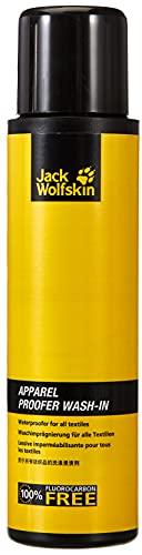 Jack Wolfskin Unisex_Adult APPAREL PROOFER WASH IN bluesign-Certified Waterproofing Agent, Yellow, standard size