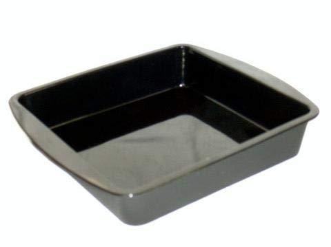 SiliconeCuisine - Moule à gâteau/manqué carré de qualité supérieure - 23cm - Anti-adhésive 10 Ans de Garantie