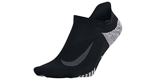 Nike Mens Elite Lightweight No-Show Tab Running Socks