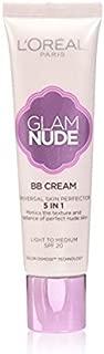 L'Oreal Paris Glam Nude BB Cream 5 in 1